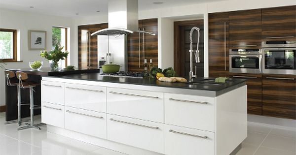 Fitted Kitchens And Bedrooms Harrow Wealdstone Edgware Hatch End Northwood Pinner Rusilip Stanmo Modern Kitchen Island Modern Kitchen Kitchen Fittings