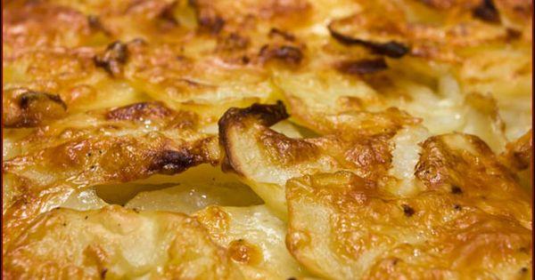 Cast Iron Scalloped Potatoes Traeger Grill Recipes