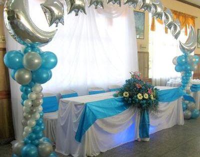 Mis quince anos decoraciones decoracion de estrellas for Decoracion de quinceanera