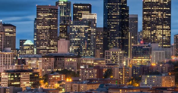 Pin By Ilikewallpaper Ios Wallpaper On Ipad Wallpapers: Downtown Seattle IPhone 5 Wallpaper Download