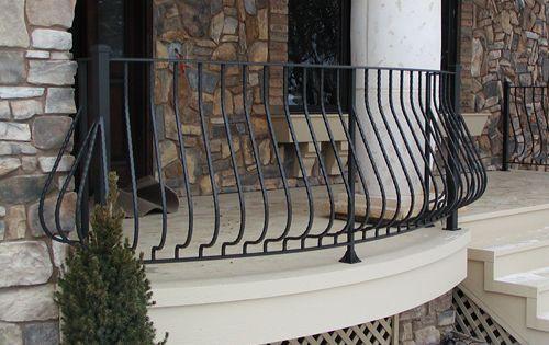 Bowed Deck Railings Deck Railings Deck Bows