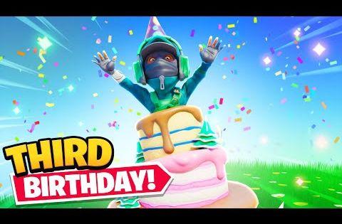 Pin By Rayyanshop On Gaming World Fortnite Third Birthday Birthday