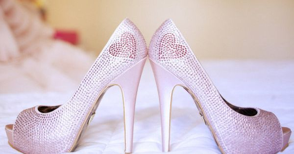 Personality-filled Betsey Johnson heels Photography by freshinlove.com