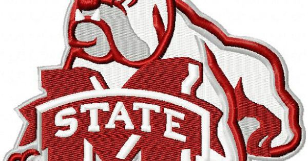 msu embroidery design 4 files mississippi state by sewamykins   4 00
