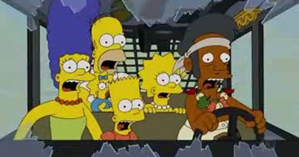 The Simpsons -Treehouse of Horror   Springfield, USA ...