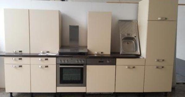 Ebay Kleinanzeige Küche. küche einbauküche küchenzeile küchenblock ...