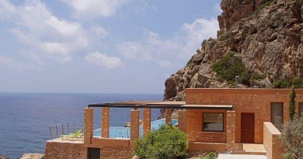 villa livadia gr ce maisons en pierre pinterest. Black Bedroom Furniture Sets. Home Design Ideas