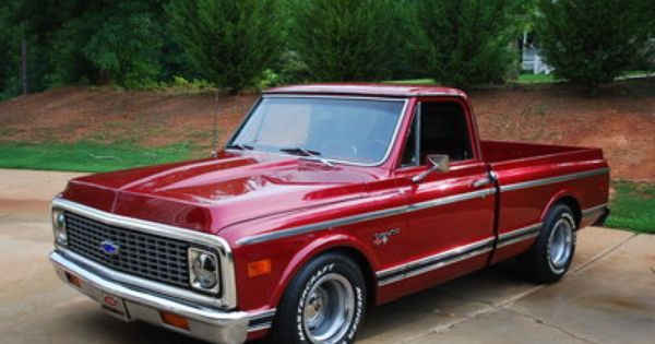 1971 Chevrolet C10 For Sale Chevy Trucks Chevrolet Trucks Chevy Pickup Trucks