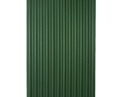 Ondura 6 Ft 7 In X 4 Ft Asphalt Corrugated Roof Panel In Green 154 The Home Depot Roof Panels Corrugated Roofing Asphalt Roof