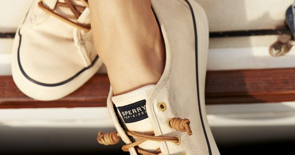 Seacoast Canvas Sneaker. Perfect for summertime
