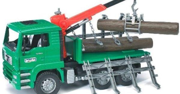 3 Best Bruder Log Truck Toys Comparison Reviews Toy Trucks Cool Toys Trucks