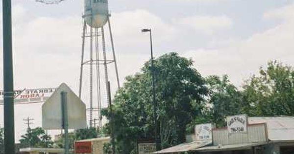 Downtown Bandera Texas Texas Hill Country San Antonio Texas Bandera