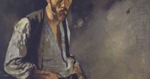 The Man from the West:Sean Keating Sir William Orpen China ...