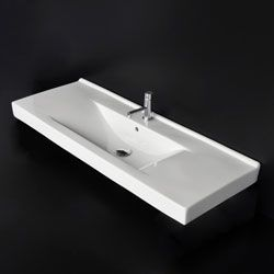 Lacava 5472 Spring Porcelain Vanity Top With An Overflow Lacava