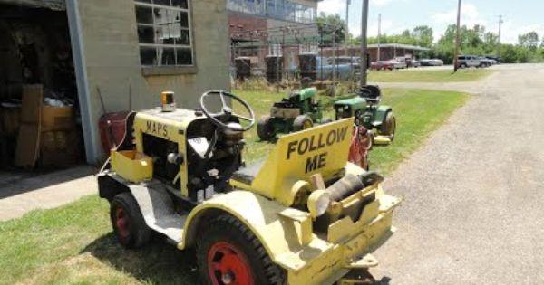 1943 clark tractor 6 cyl chrysler engine tractors made in battle creek mi pinterest. Black Bedroom Furniture Sets. Home Design Ideas
