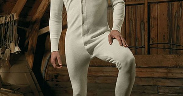 Old Fashioned Long Johns Wild West