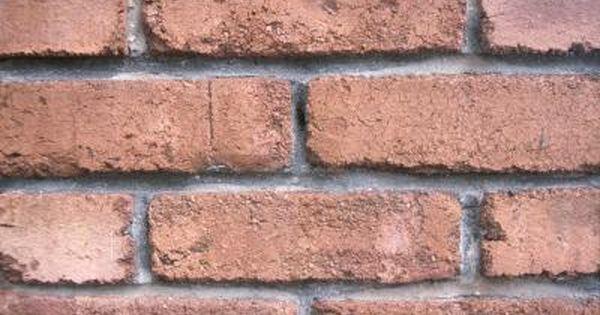 How To Disassemble A Brick Wall Brick Fireplace Wall Brick Brick Wall