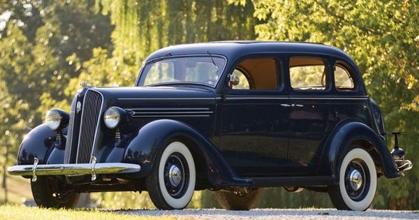 1936 plymouth deluxe four door touring sedan cool cars for 1936 plymouth 4 door