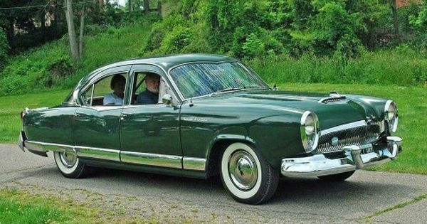 1958 Kaiser Carabela Argentina Classic Cars Vintage Classic