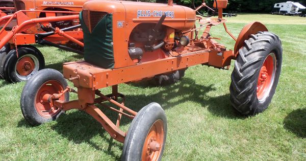 Wc Case Tractor : Allis chalmers wc tractor pinterest