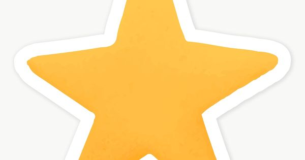 Yellow Star Icon Social Ads Template Transparent Png Premium Image By Rawpixel Com Aum Social Ads Social Media Icons Vector Png