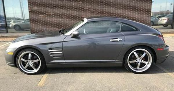 2004 Chrysler Crossfire For Sale In Springfield Il Chrysler