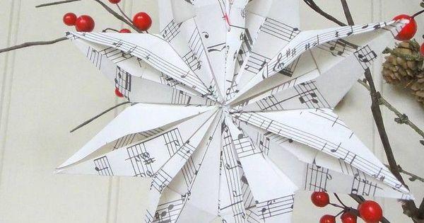 Origami No L Comment Faire Des Toiles Origami D Coratives Origami Branches Et D Co
