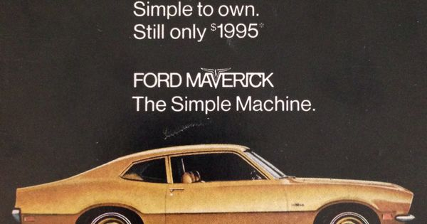Golden Auto Sales >> 1970 Ford Maverick. You can polish a turd but it's still a ...