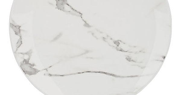 We Adore The Carrara Dinner Plate From Dibbern At Barneys New York Dinner Plates Plates Kitchen Marble