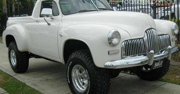1951 Chevrolet Pickup No Series Ute Cars For Sale In Qld Uniquecarsales Com Au Vintage Pickup Trucks Vintage