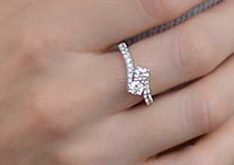 Ever Us Diamond Ring Review Brides And Rings Diamond Ring Pretty Rings Diamond