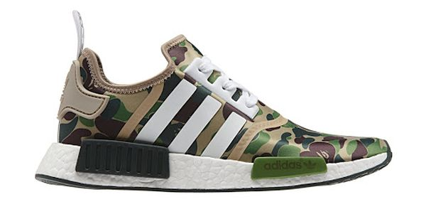 The Respect Is Mutual: A Complete Timeline of BAPE x adidas
