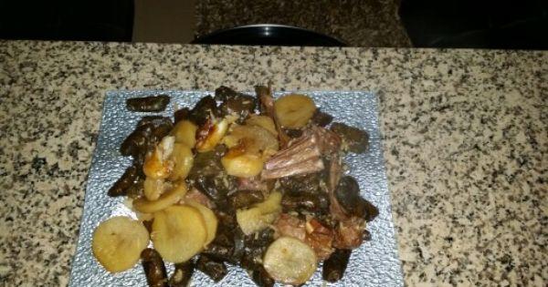 ورق عنب يلنجي مع ريش لحمة Cooking Dishes Cooking Food