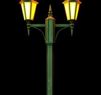 Lamp Post Game Object Lamp Post Buy Lamps Lamp