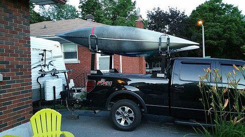 Stake Pocket Kayak Rack Kayak Rack Kayak Rack Diy Kayak Rack For Truck