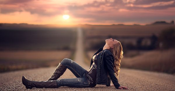 Photo Nebraska Girl by Jake Olson Studios on 500px