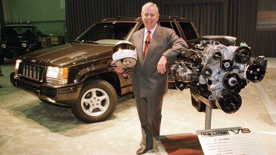 1998 Jeep Grand Cherokee 5 9 Limited Muscle Suv Pioneer 1998