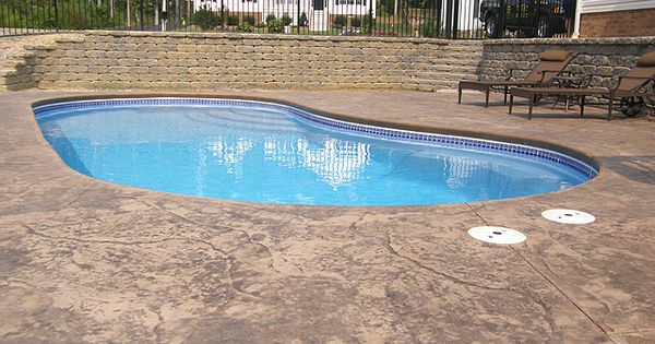 Average Cost Of Inground Pool Swimming Pool Retaining Walls And Misc Photos Small Inground