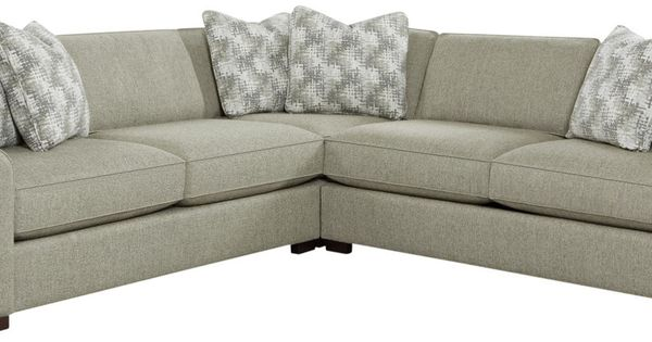 detroit sofa co jefferson sectional uses taupe and grey