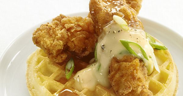 Super Easy Chicken and Waffle Recipe