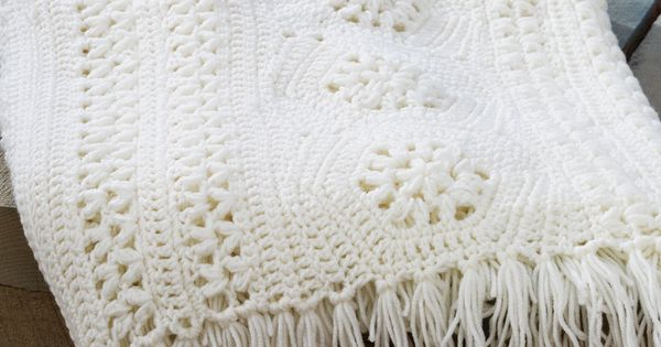 Crochet Panel Afghan Patterns : Crochet Hexagon Panel Afghan By Marcia T. Walton - Free ...