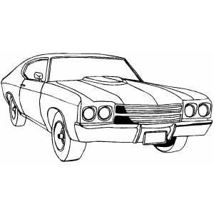 Classic Sport Car Coloring Page Truck Coloring Pages Cars Coloring Pages Car Colors