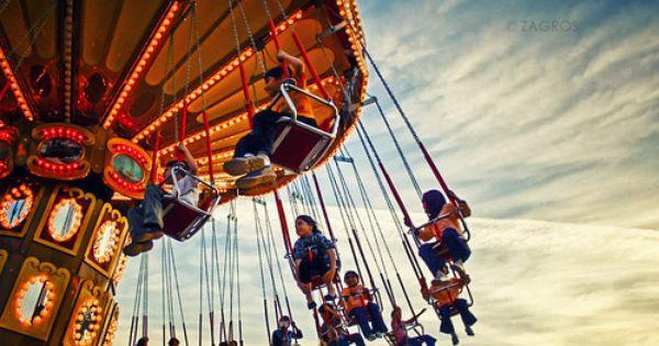 La chaise volante dans les f tes foraines enfance for Chaise volante