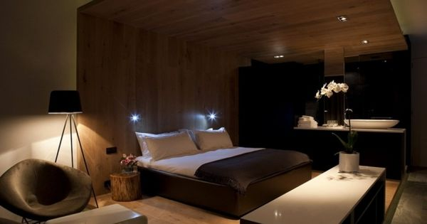 schlafzimmer beleuchtung pod boutique hotel in kapstadt  For the Home ...
