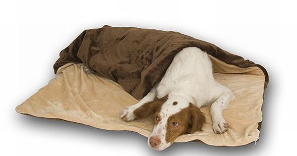 Heated Dog Pet Bed Blanket For The Floor Of The Whelping