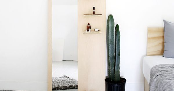 Plywood, Floor mirrors and Plywood floors on Pinterest