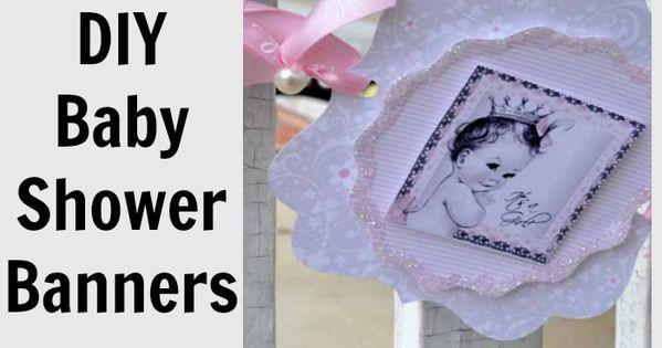 Baby Girl Shower Decorations DIY Style Diy Baby Shower