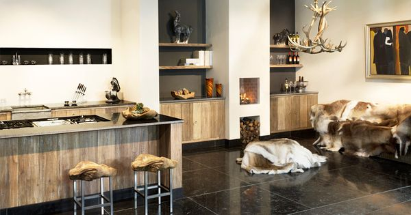 Landelijke keuken ticino tinello keuken interieur for Interieur keuken ideeen