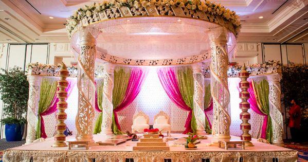 Mandap Http Www Maharaniweddings Com Gallery Photo 48815