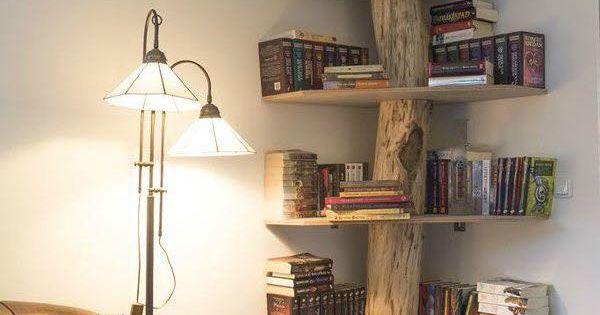 etag re de salon en bois flott et planches de medium d tails objets insolites pinterest. Black Bedroom Furniture Sets. Home Design Ideas